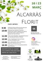 """6a Ruta de patrimoni """"Alcarràs Florit"""" 2019"""