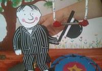 Celebració XII  Aniversari de la biblioteca amb l'espectacle infantil  El meu gran amic