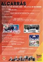 Concert de Festa Major: Seguirem i Dr. Prats