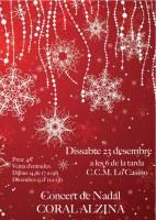 Concert de Nadal Coral Alzina