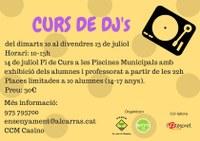 CURS DE DJ's