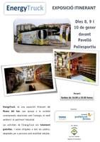 Exposició itinerant EnergyTruck de la Fundació Gas Natural Fenosa