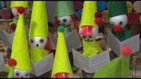 Exposició pessebres Reciclats