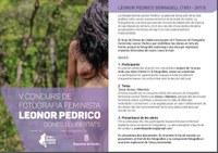 """Exposició V Concurs de Fotografia Feminista Leonor Pedrico """"Dones i llibertat"""""""