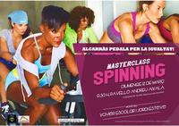 MASTER CLASS D'ESPINNING - ALCARRÀS PEDALA PER LA IGUALTAT!
