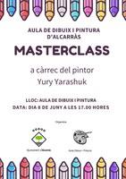 MASTERCLASS DE L'AULA DE DIBUIX I PINTURA