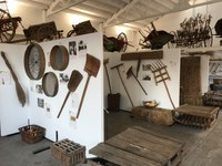 Obert el Centre d'Interpretació del Món Rural d'Alcarràs diumenge dia 13 de gener d'11.00 a 14.00 hores