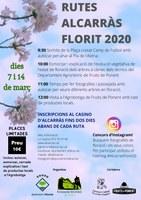 """RUTA """"ALCARRÀS FLORIT"""" 2020"""