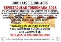 TORRONADA DE LA LLAR DE JUBILATS