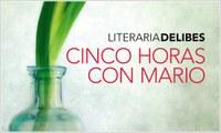 "Trobada del Club de Lectura de la Gent Gran per comentar l'obra ""Cinco horas con Mario"" de l'escriptor Miguel de Libes."