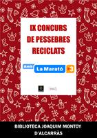 Votació Pessebre Solidari per la Marató de TV3