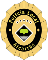 Logo Policia Local d'Alcarràs