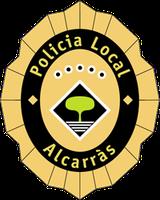Logo Policia Local d'Alcarràs
