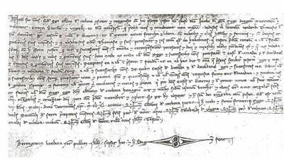 Guillem de Cardona ven a Tomàs de Santcliment els castells i llocs d'Alcarràs i Montagut, entre d'altres.