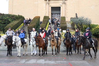 Actes per a tothom a la Festa Major d'hivern d'Alcarràs