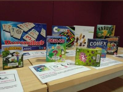 Alcarràs activa a la Biblioteca Joaquim Montoy un servei de préstec de jocs de taula per les famílies