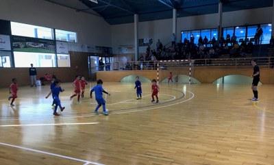 Alcarràs acull la sisena trobada de debutants de Futbol Sala