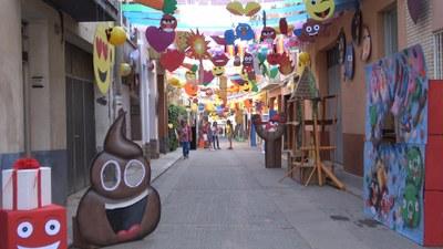 Alcarràs dona a conèixer els guanyadors del concurs de decoració de carrers i balcons de Festa Major