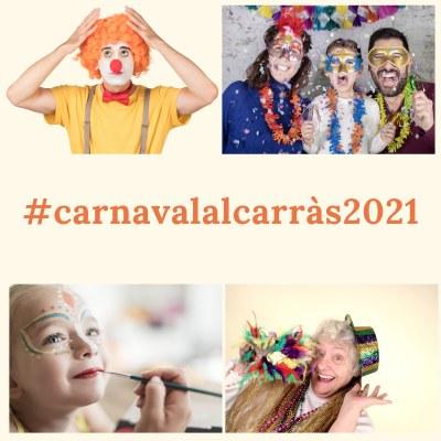 Alcarràs programa un concurs de disfresses virtual per celebrar Carnestoltes