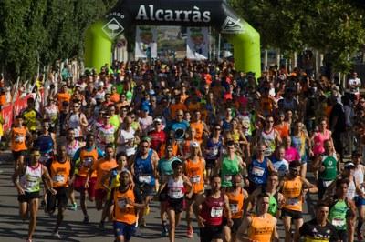 Alcarràs suspèn l'edició 2020 de la Nectarina Atlètica