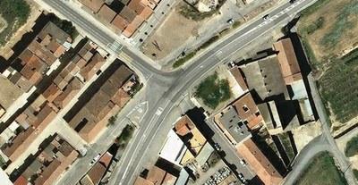 El Departament de Territori treu a licitació les obres de la rotonda de l'entrada d'Alcarràs