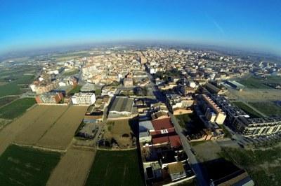 El Ple d'Alcarràs limita a 30 km/h la velocitat màxima al nucli urbà