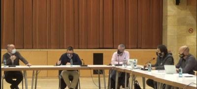 El Ple ratifica el Pressupost 2020 amb la seva aprovació definitiva
