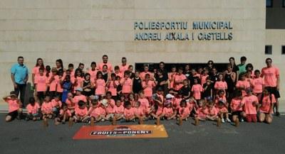 Finalitzen les estades d'estiu del Patronat d'Esports d'Alcarràs