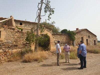 Janés demana a la Generalitat que adquireixi Casa Vallmanya i requereix al propietari actual que executi treballs de manteniment per frenar la degradació