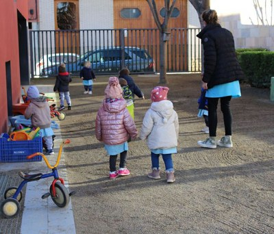 L'Ajuntament d'Alcarràs activa un procés participatiu per augmentar la qualitat del servei a l'Escola Bressol Municipal