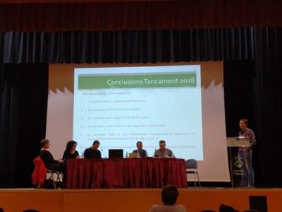 L'Ajuntament d'Alcarràs fa balanç de la gestió anual