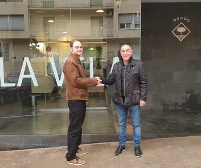 L'Ajuntament d'Alcarràs incorpora un agent d'ocupació i desenvolupament local (AODL) per activar el Pla d'Acció del BIOLAB Baix Segrià