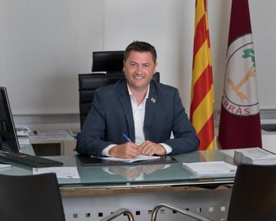 L'alcalde, Jordi Janés, demana Pedro Sánchez que cessi Alberto Garzón com a ministre de Consum