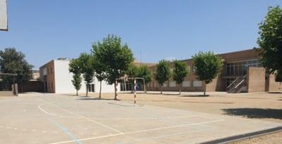 L'escola Comtes de Torregrossa renova la cuina per millorar el servei a l'alumnat
