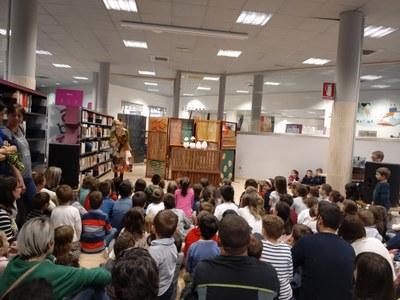 La diada de Sant Jordi enceta la Setmana Cultural d'Alcarràs
