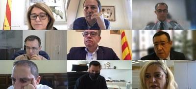 La Generalitat obre la porta a vacunacions per als professionals de la fruita i la població dels municipis baixsegrianencs