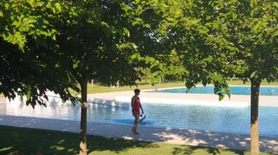 La temporada de piscines es tanca amb un balanç satisfactori i prop de 20.500 accessos registrats