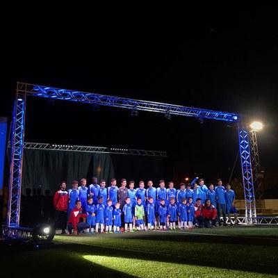 L'Escola de Futbol Baix Segrià presenta els seus equips
