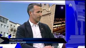 Lleida TV i Segrià TV entrevisten a l'alcalde Miquel Serra