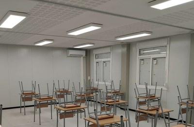 Més de 1.500 alumnes d'Infantil, Primària i Secundària inicien a les escoles i l'institut d'Alcarràs el curs 2020-21
