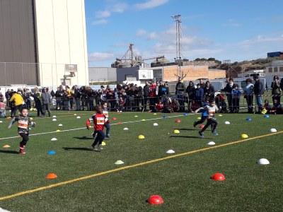 Prop de 1.000 estudiants participen a les 45es Olimpíades Escolars d'Alcarràs
